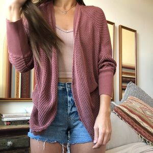 Button down cardigan